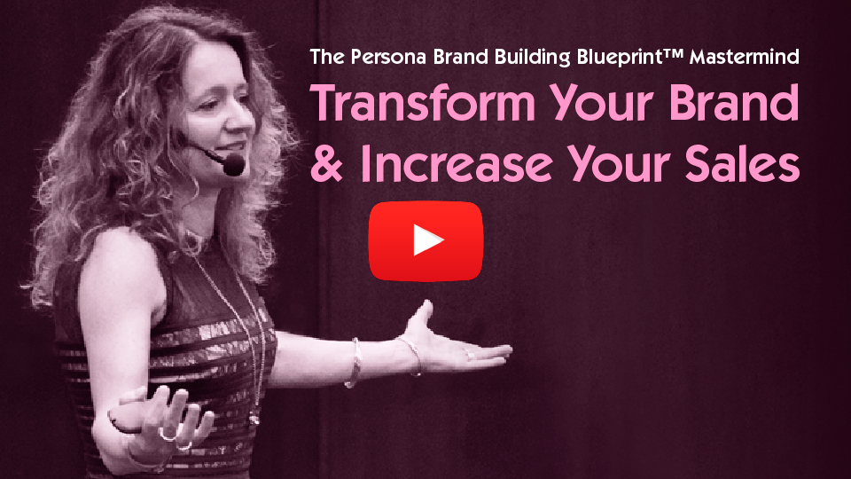 Persona Brand Building Blueprint Workshop